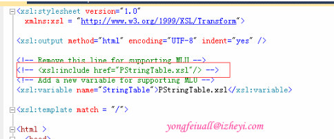 Exporting UFT 12 results into html throws the error about
